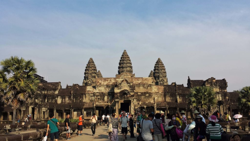 Beautiful temple in Siem Reap, Cambodia travel guide