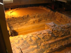 Caerleon legionary baths