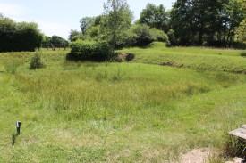 Gallo Roman sanctuary of Fontaines Sallees