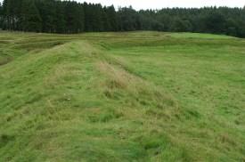 Ardoch inner northern rampart