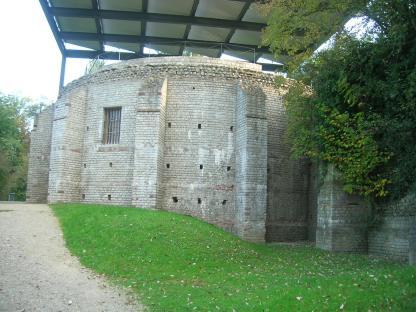 Augst forum curia cellar