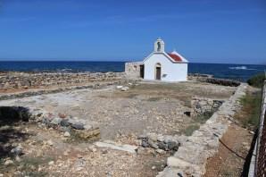 Hersonissos Agios Nikolaos basilica