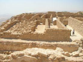 Masada storerooms