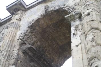 Reims 'Porte de Mars' arch