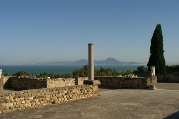 Carthage ruins