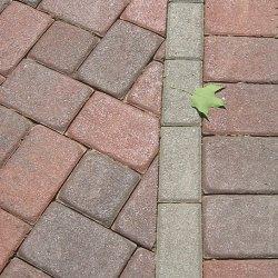 Cobble pavers
