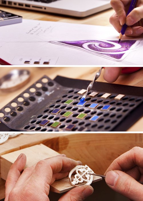Lapel Badge Design and Production