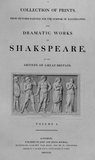 Volume I Title Page