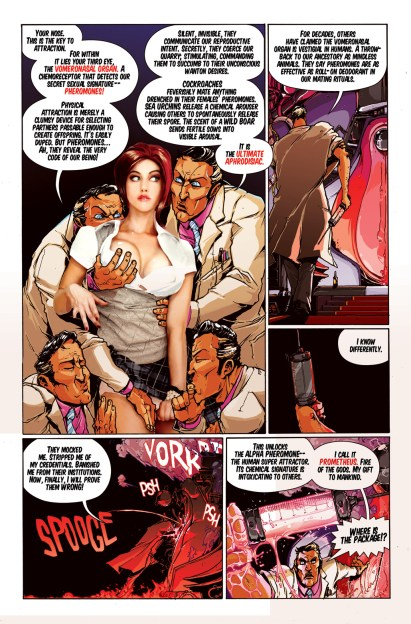Blazing Fantasy Page #6