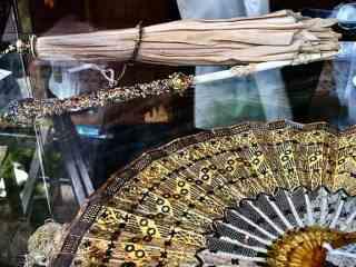 Paris Flea Market parasol