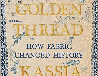Book cover for The Golden Thread