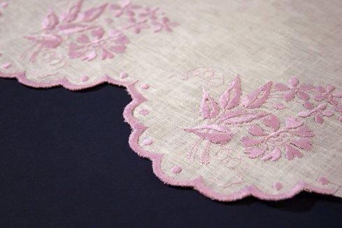 1821 Cutwork Floral Border