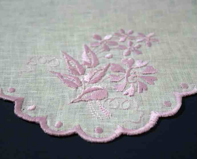 Embroidery Giveaway - May 2018 - 1821 Scalloped Floral Border Design