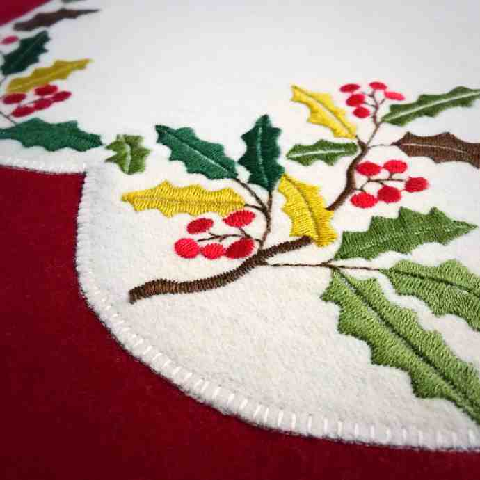 7 Tips For Perfect Wool Embroidery By Machine Romantic Recollections