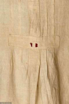 Linen Shirt, Augusta Auctions