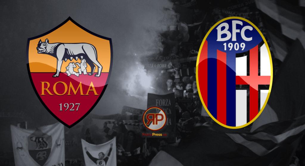 Official formations: Roma vs. Bologna - RomaPress.net