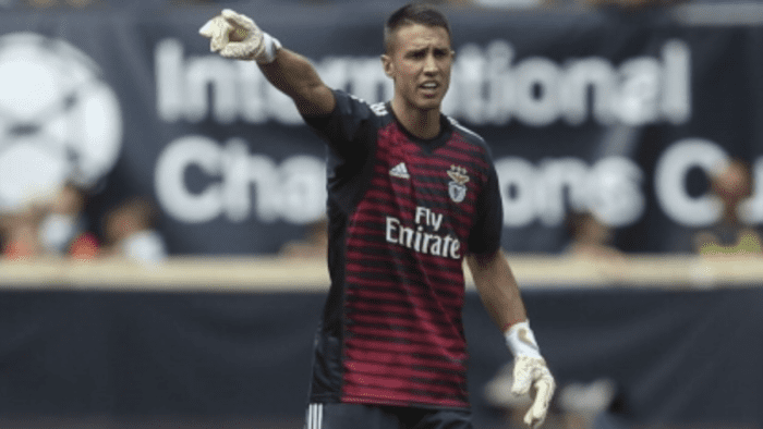 new concept a127a 24005 Roma interested in Benfica goalkeeper Odisseas Vlachodimos ...