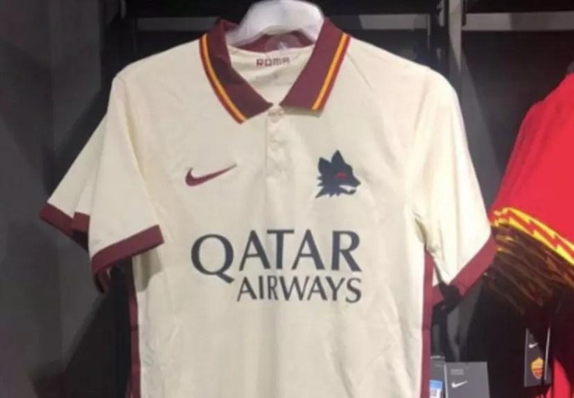 roma s 2020 2021 away shirt revealed romapress net roma s 2020 2021 away shirt revealed