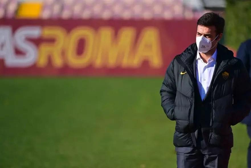 Roma S Tiago Pinto Discusses Europa League Draw Against Ajax Romapress Net