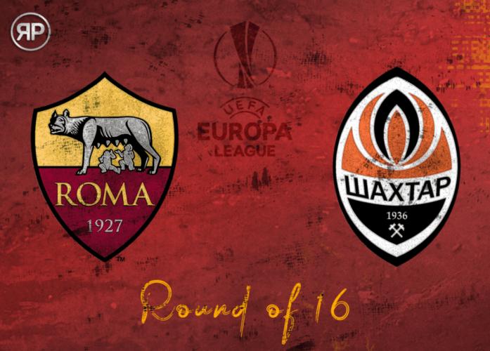 Roma draw Shakhtar Donetsk in Europa League - RomaPress.net