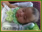 dhirah 3 month