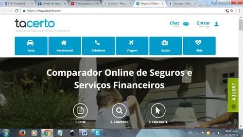 Corretora TaCerto.com
