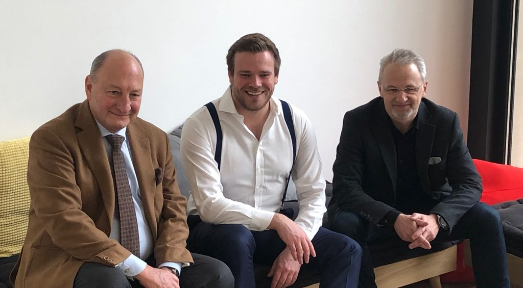 Persbericht Rombit - extra - Wouter De Geest, Jorik Rombouts - John Baekelmans