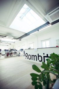 Rombit Office Antwerp City