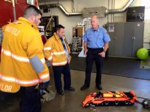 Firefighter Feedback