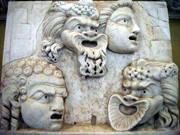 Image result for ancient roman theater