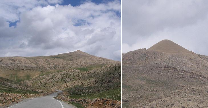 En ruta hacia Nemrut Dagi