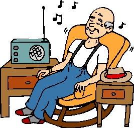 pendengar musik radio