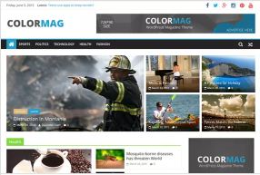 colormag wp theme free