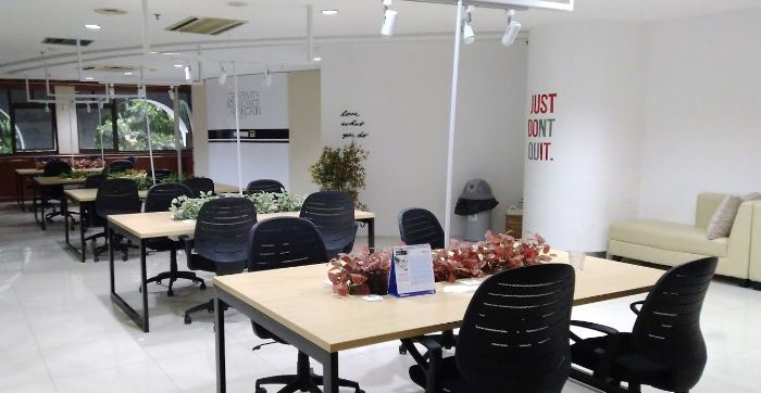 Point Lab Co-working Space Bandung