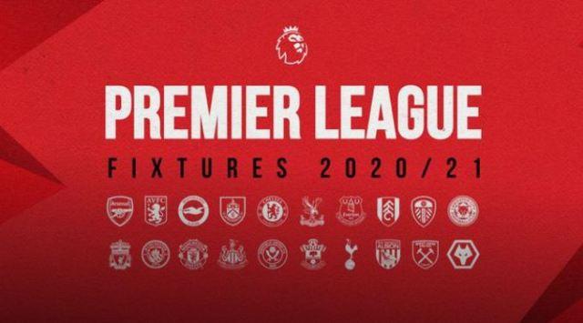 Jadwal Lengkap Liga Inggris 2020-2021