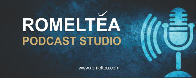 Romeltea Podcast Studio