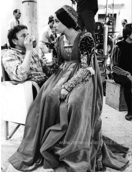 Pienza Rehearsals Photoshoot The Romeo And Juliet 1968 Movie Database