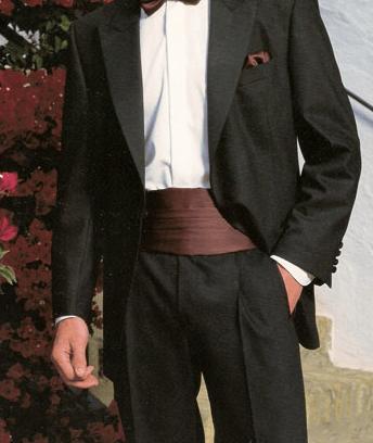 Tuxedo Suit by a custom tailor based in Bangkok