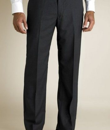 Men's trousers by a custom tailor based in Bangkok, Thailand