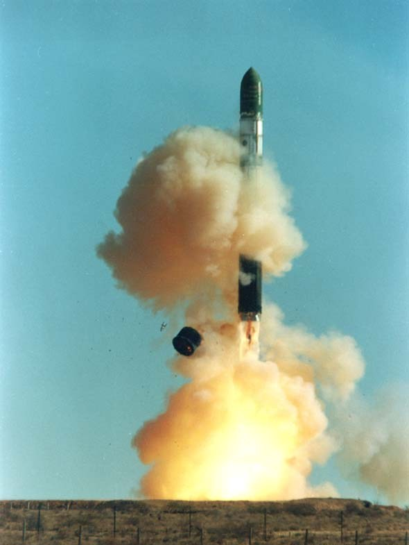Dnepr Launch vehicle