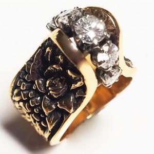 rose ring up