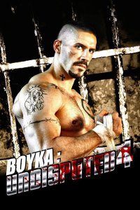 """Poster for the movie """"Boyka : Undisputed IV"""""""