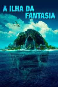 """Poster for the movie """"A Ilha da Fantasia"""""""
