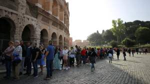The best way to skip the lines at the Colosseum