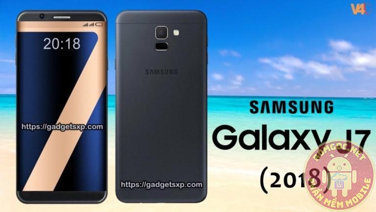 Xóa xác minh tài khoản Google Account FRP Samsung Galaxy J7 2018 (SM-J737A)