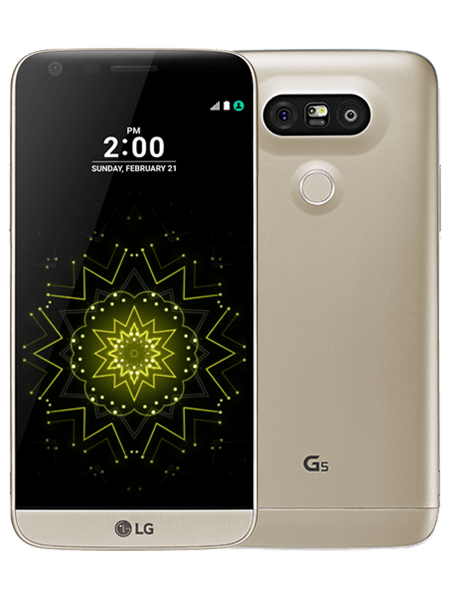 ROM KDZ Android 7.0 cho LG G5 F700 S/L/K