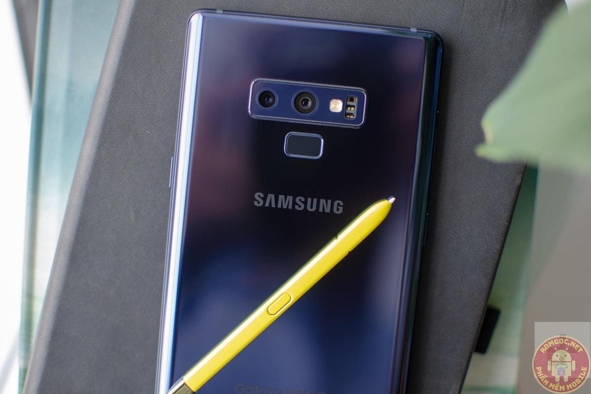 Xóa xác minh Google Account FRP Samsung Galaxy Note 9 (SM-N960F)