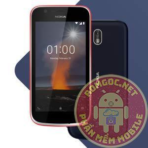 Rom stock Nokia 1 TA-1047 MT6735 Flashtool