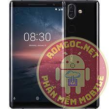 Rom stock Nokia 8 TA-1052 fix treo logo, unbrick
