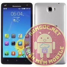 ROM Lenovo S810T Full tiếng việt + CH Play